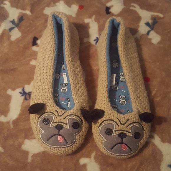 Kohl S Shoes Pug House Shoes Poshmark